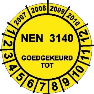 NEN 3140 testers