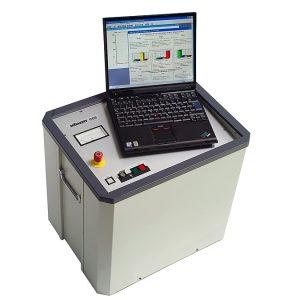 CDS IRC en RVM meetsysteem dielectrice echoscopie