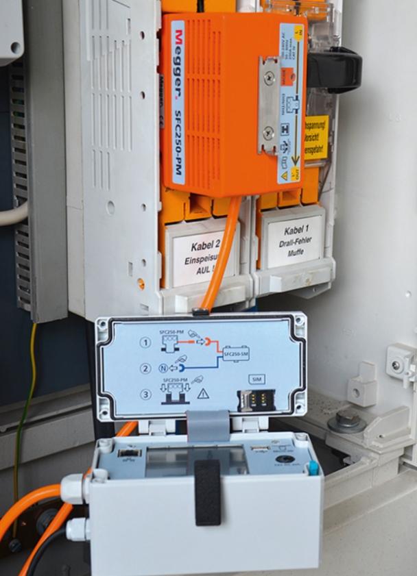 Smartfuse SFC250 PM verdeler