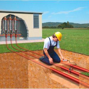 Kabel selectie & Fasen uitkleuren
