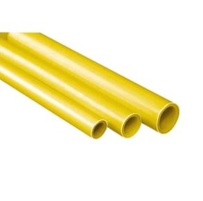 Kunststofleidingen PE PVC non metalic pipes