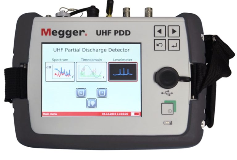 uhf-pd-detector