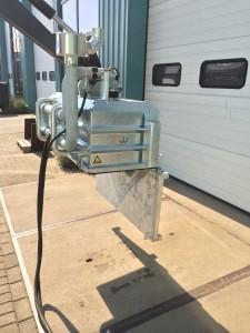 grondzuigen met de Simply Air Bucket